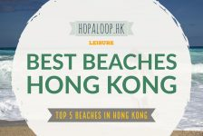 Top 3 pristine beaches in Hong Kong