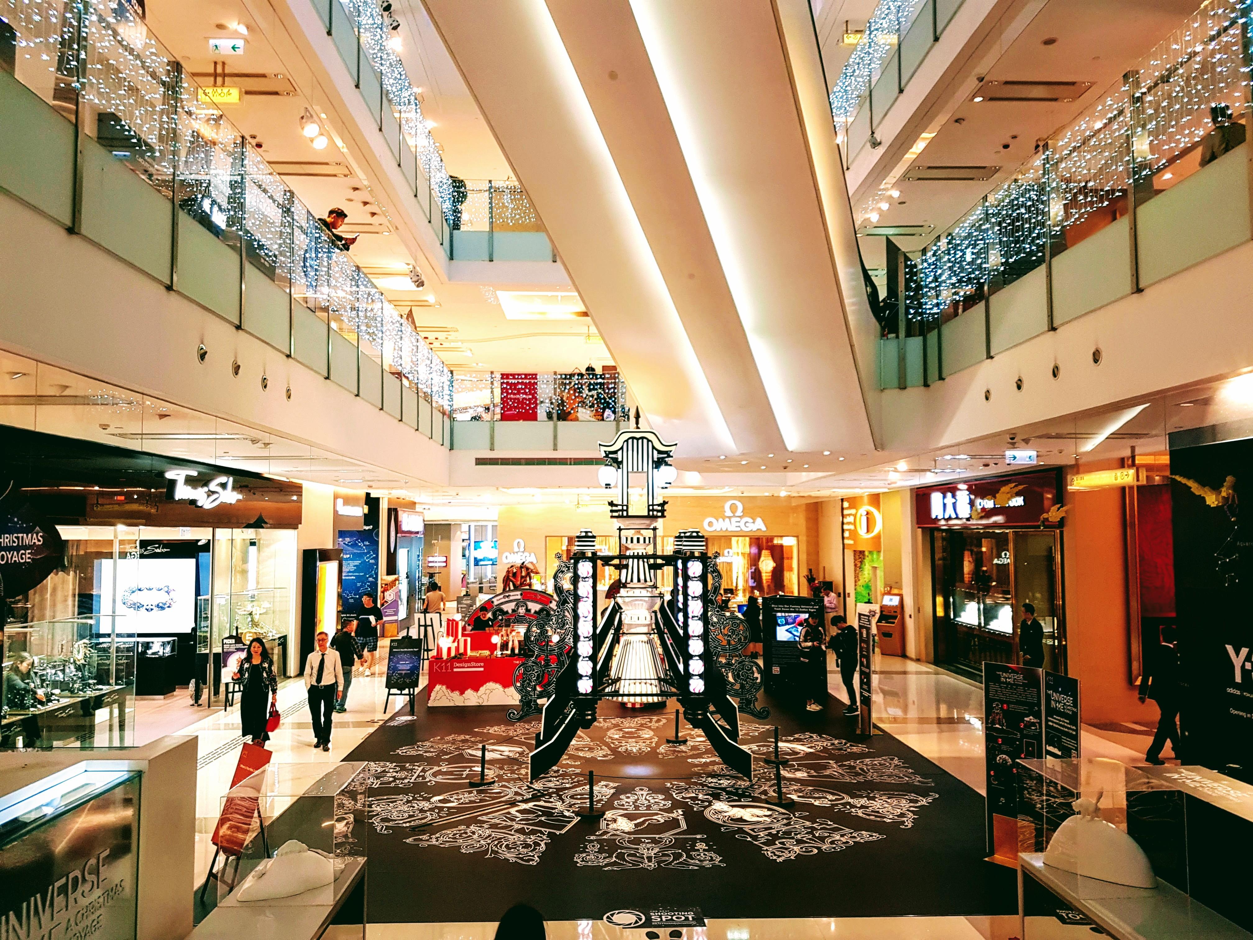 K11 Art Mall - Tsim Sha Tsui - Space Themed