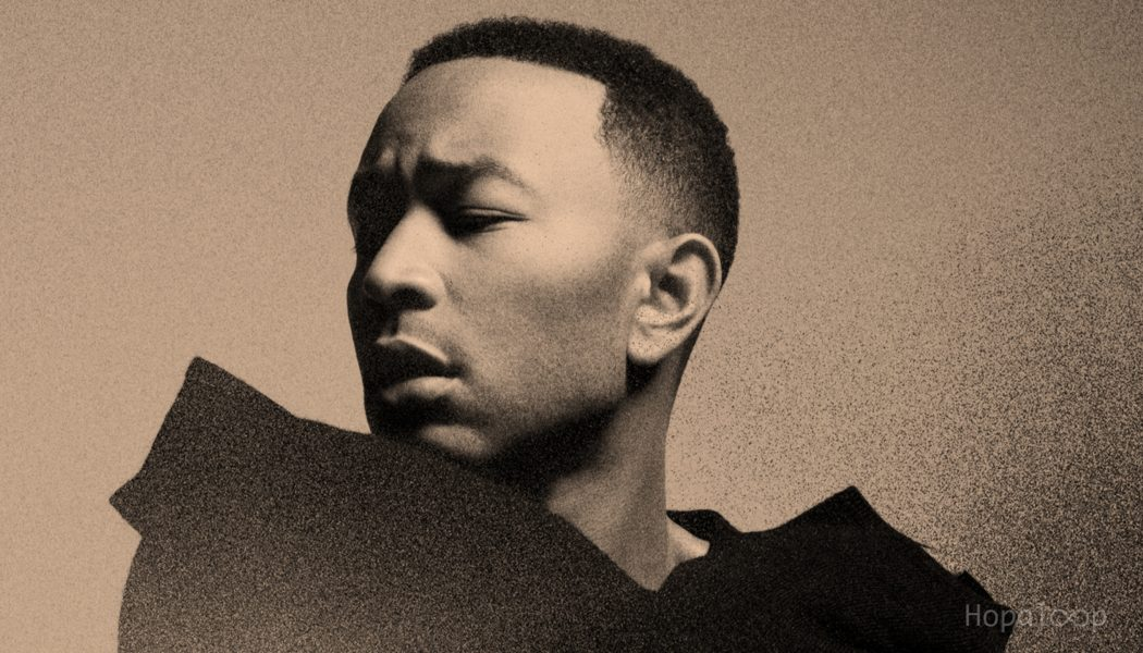 John Legend Tour Hong Kong