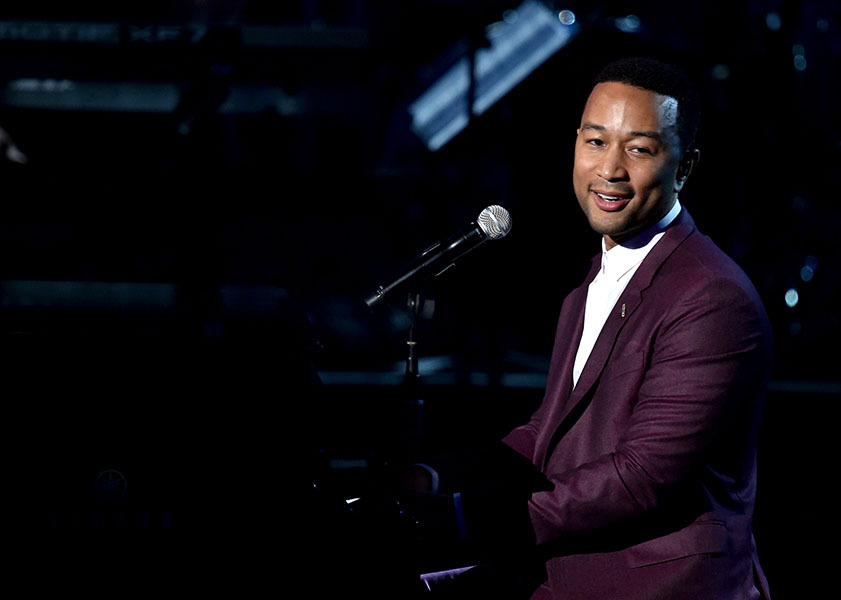 John Legend HK tour