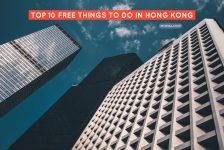 Top 10 free things to do in Hong Kong