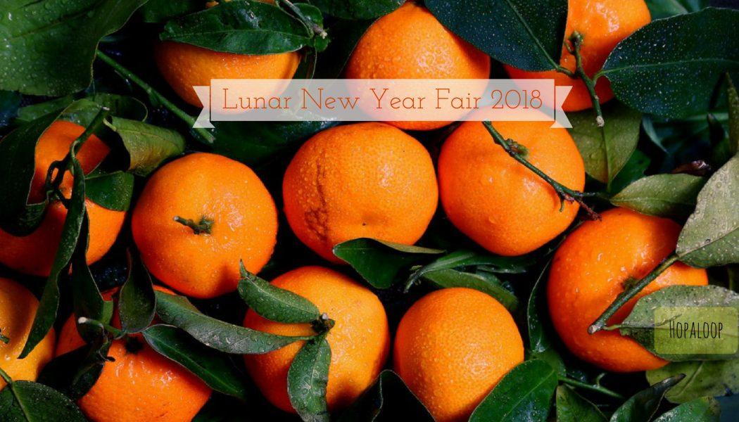 CNY Lunar New Year Fair 2018