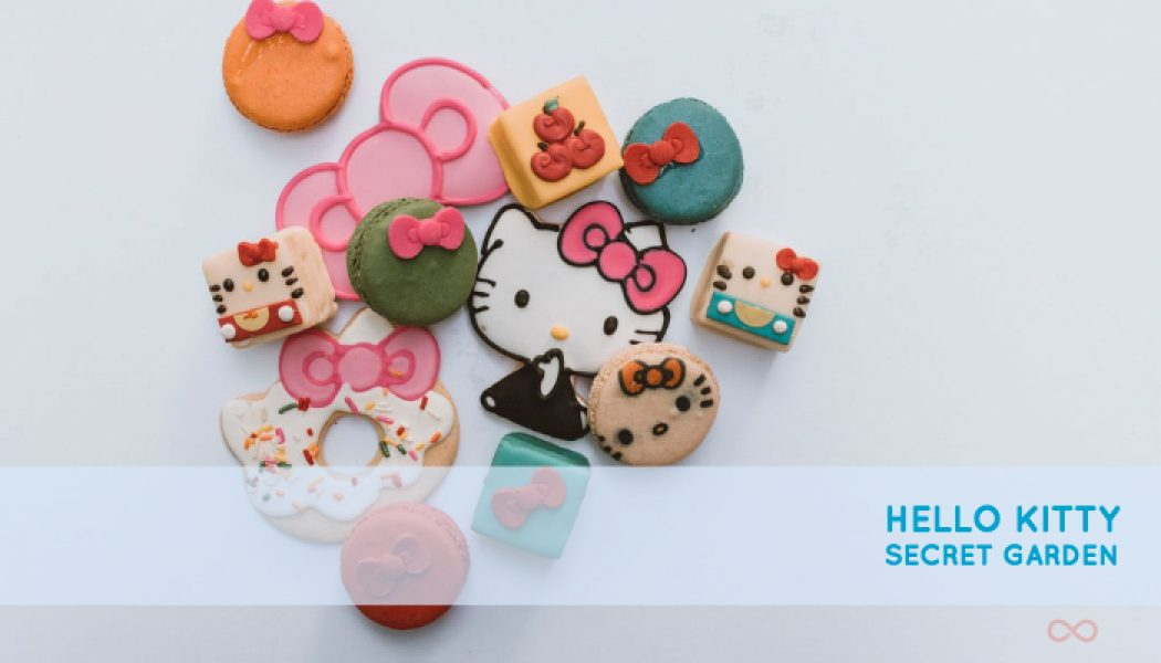 hello kitty secret garden