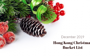 Hong Kong Christmas 2019